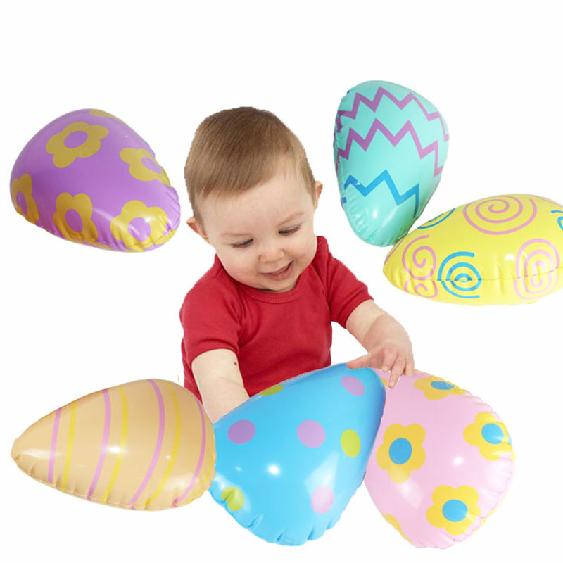 Toys Easter Magazine : Easter colored eggs inflatable egg children toy birthday