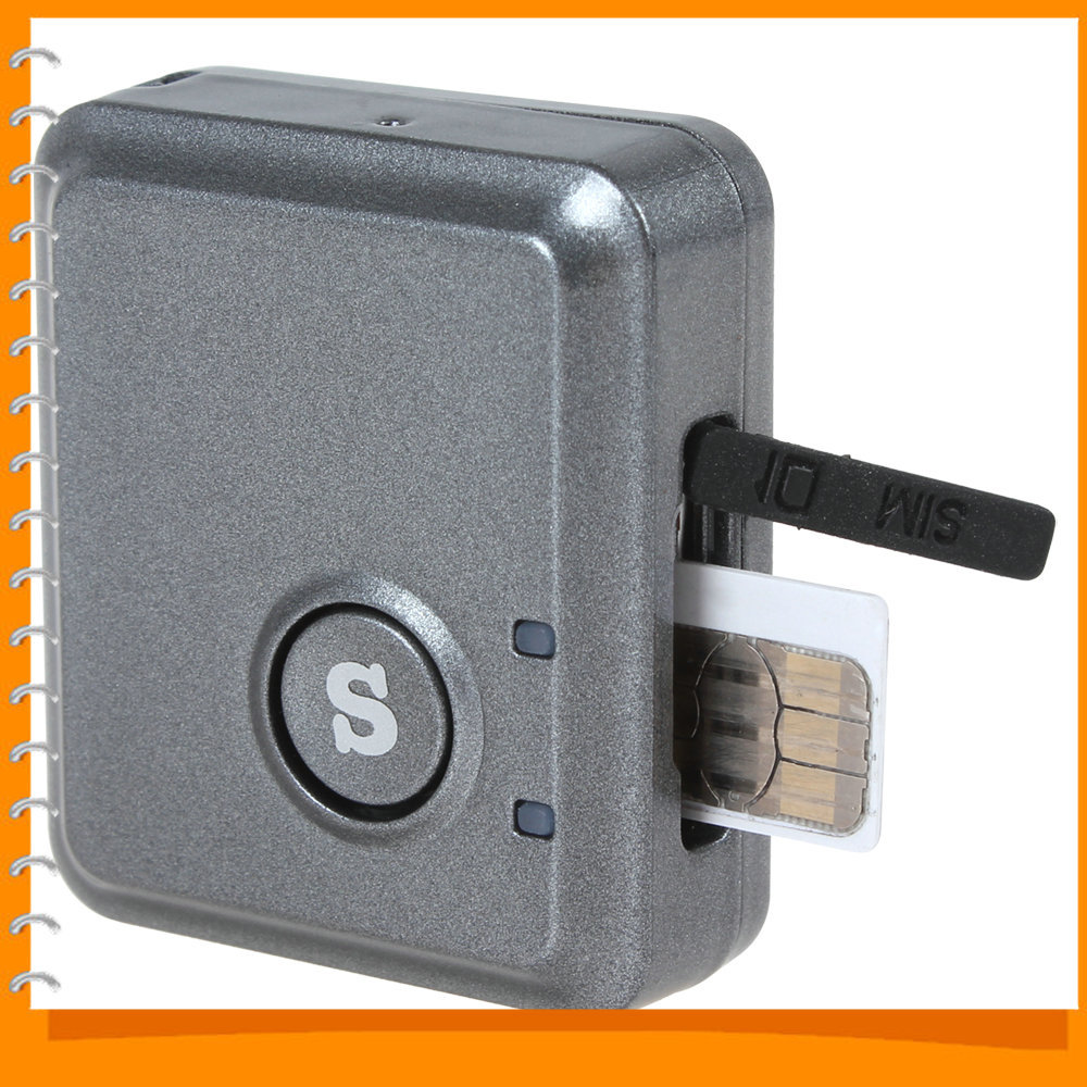 RF-V8S High Efficiency Remote Listening Mini Car GPS Tracker GSM / GPRS Vehicle Car Tracking Device System & SOS Communicator(China (Mainland))