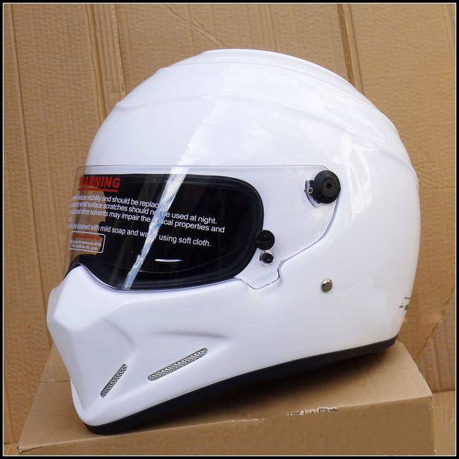 Motorcycle ATV helmet racing Karting helmets Exported to Japan Simpson design ( StarWars brand Helmet )(China (Mainland))