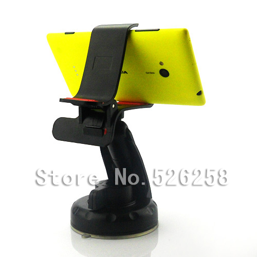 Universal Cell Phone Car Mount Holder Stand Kit Structure Compact FOR Nokia Lumia 720 free shipping(China (Mainland))