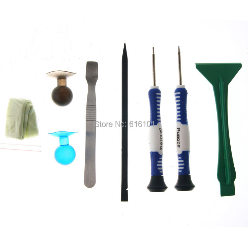 1pc/lot 8 in1 Spudger T4 Screwdriver Opening Repair Tool Kit Phone Samsung HTC LG - Eddogo Parts Store store