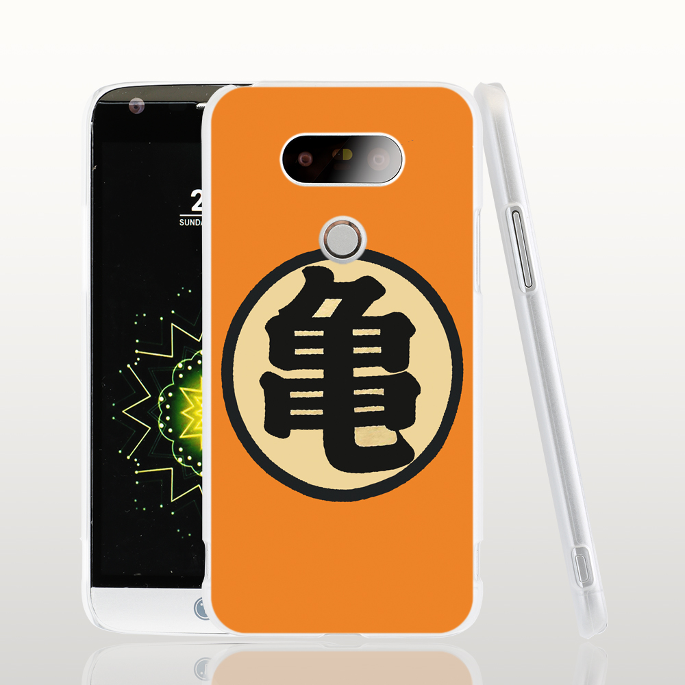 10085 dragon ball zt shirt cell phone case cover for LG G5 G4 G3 K10 K7 Spirit magna(China (Mainland))