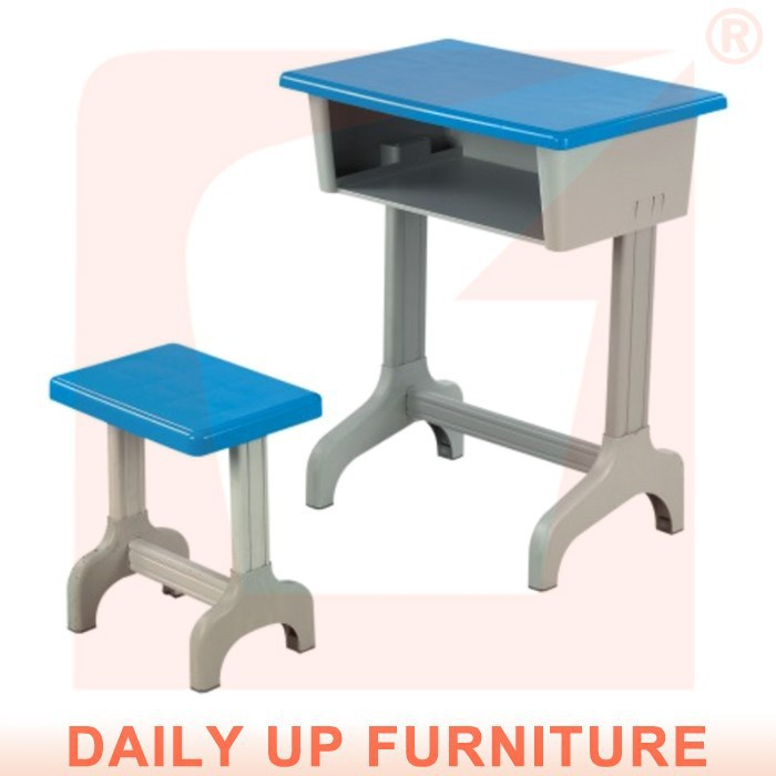 School desk and chair fixed student chair and desk set - Student desk and chair set ...