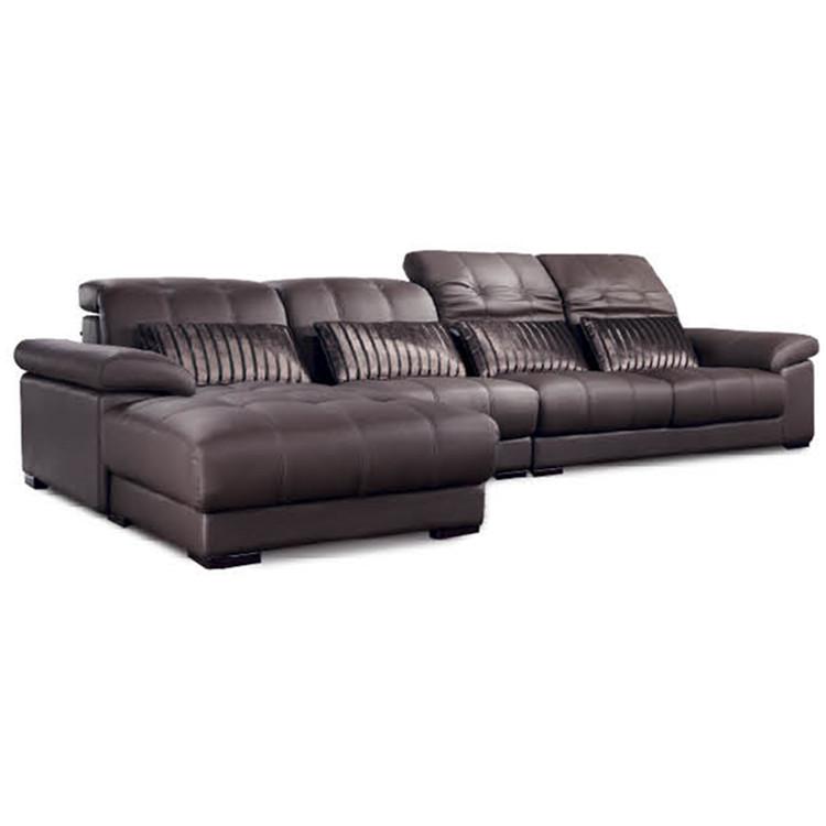 Factory direct wholesale leather sofa, corner sofa living room furniture2105(China (Mainland))