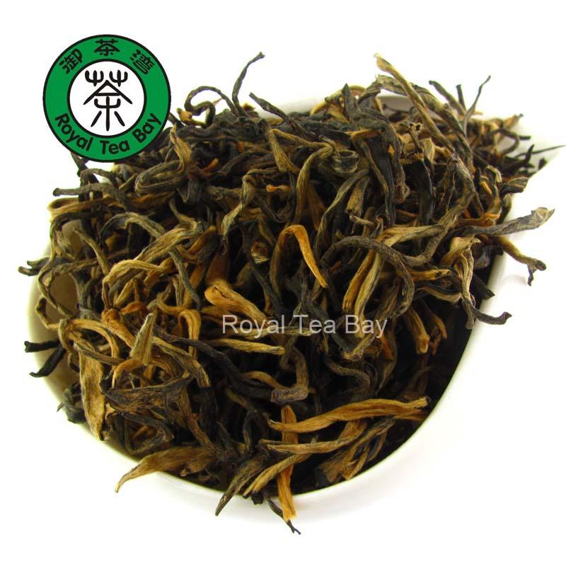 50g Yunnan Black Tea Dian Hong Kungfu Tea T015<br><br>Aliexpress