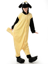 New Cute Shaun Animal Couple Winter Kigu Full Sleeve Hoodie Jacket Pajamas Pyjamas