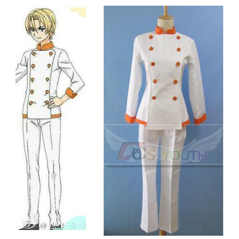 original anime chef outfit online