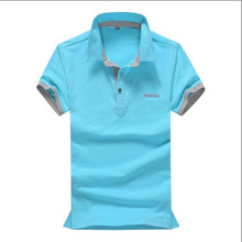New Polos Men Cotton Men's Polo Shirts Brand Short Sleeve Classic Solid Polo Shirt Camisa Masculina Summer Style Camisa M~5XL