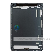 Wholesale Best Price 10Pcs Battery Door Back Rear Housing Cover Case Repalcement For Ipad Mini 1 Wifi 3G Version+Logo Free Ship(China (Mainland))
