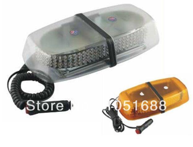 United Safe free shipping low profile LED mini Lightbar(amber/blue/red/white)(China (Mainland))