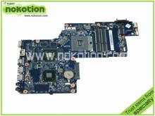 laptop motherboard for toshiba satellite C870 L870 L875 17.3 Screen ATI Mobility Radeon HD 7670M+HD4000 Mainboard H000046340(China (Mainland))