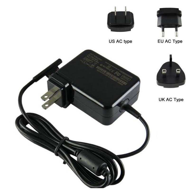 12V 2.85A AC wall Power adapter battery charger Microsoft Surface pro 3 surface 4 tablet - Hao Yuen trade Limited store