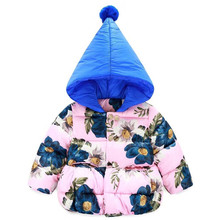 2016 Baby Winter coat Retail. Hot sale!! autumn and winter child outerwear children coat children clothing boys jackets.(China (Mainland))