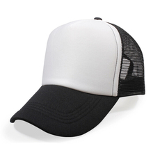 Hot sale Men Women Travel  Unisex Classic Trucker Baseball Golf Mesh Cotton Cap Hat- Many Colors Free shipping(China (Mainland))