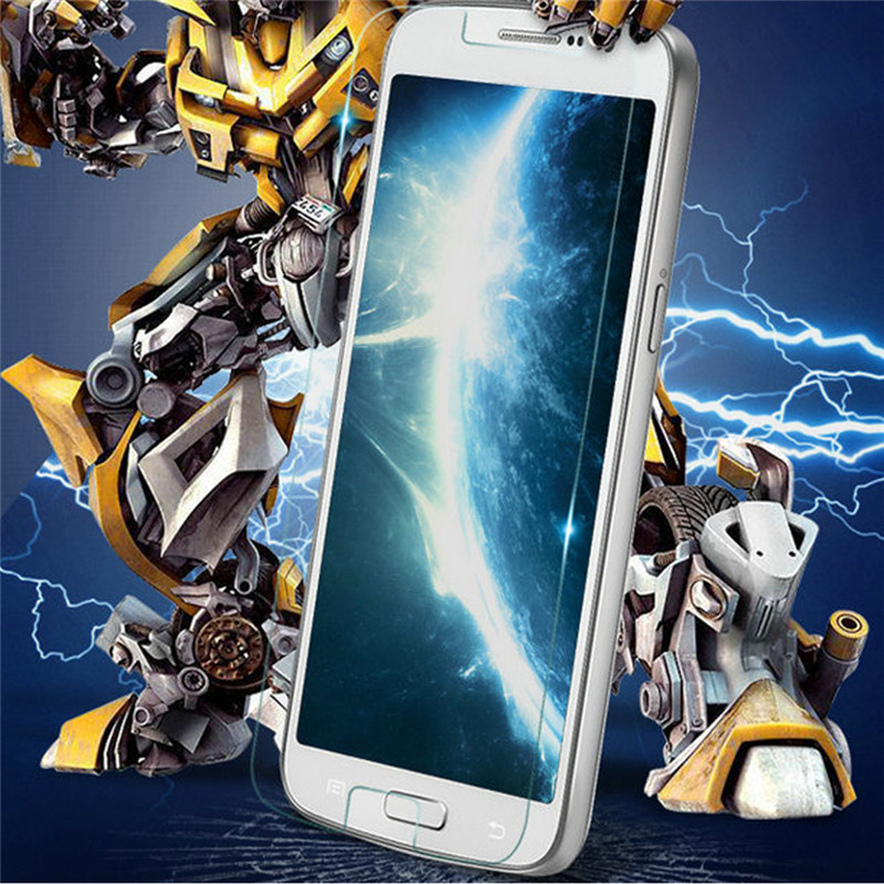 Top Quality 0.26mm Tempered Glass Screen Protector For Samsung Galaxy S3 S4 S5 S6 S7 A3 A5 A7 2016 G531F G361F 4S 5S 6 Plus Case(China (Mainland))