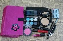 New Makeup Set 12pcs Makeup Tool With 1 Makeup Bag 12pcs Total NIB with retail box(China (Mainland))