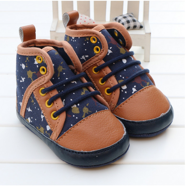 2016 Hot Sale sapatos baby crochet baby shoes first walkers chaussure enfant brand baby shoes 11 12 13 cm(China (Mainland))