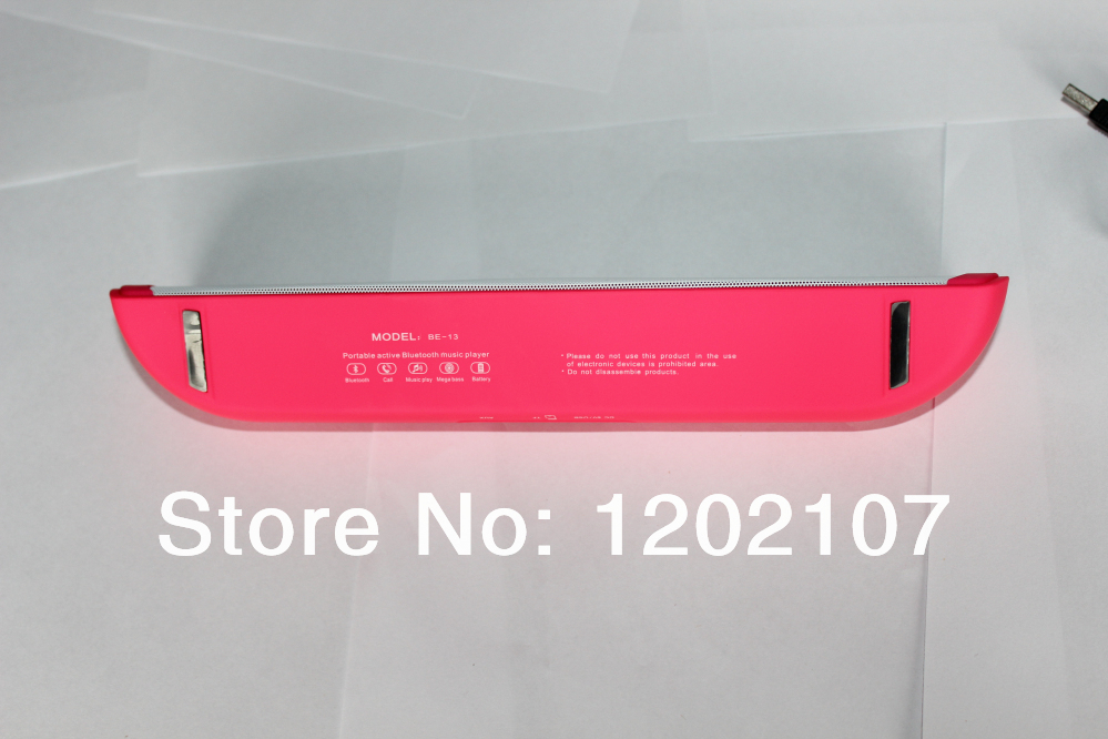 Extra-slim 2.0 Channel amplifier bluetooth active audio speaker mini wireless soundbar|Sound bar with hands free от Aliexpress INT