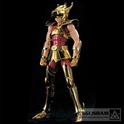 Chinese Brand KING Gold Myth Saint Seiya Gold Version Pegasus Seiya EX Anime Action Figure Top Quality Assemble Toys <br><br>Aliexpress