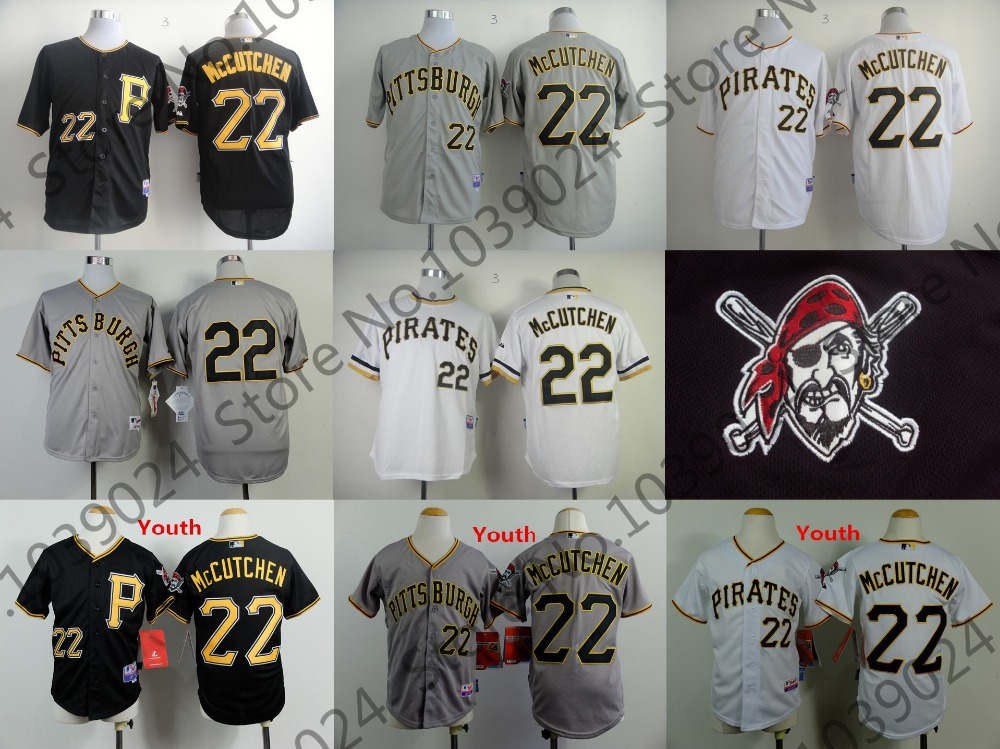 Andrew McCutchen Pittsburgh Pirates Jerseys 22 McCutchen 1953 a. McCutchen Baseball22McCutchen