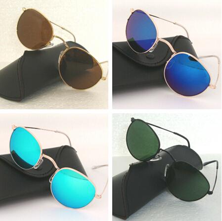 2015 New RB Vintage 3447 Women and Man Sunglasses Round Metal Oculos Feminino De Sol Eyeware Urban Outfitters With Original Box(China (Mainland))