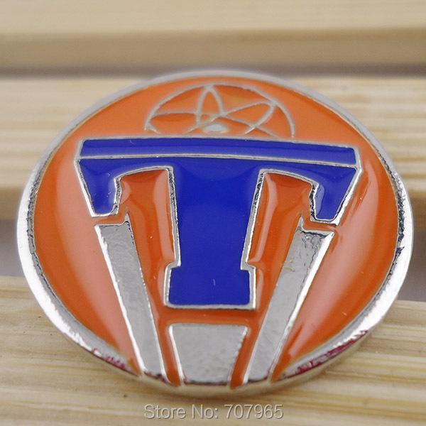 1 pcs New arrival brooch  Tomorrowland Pin Brooch Badge  free shipping(China (Mainland))