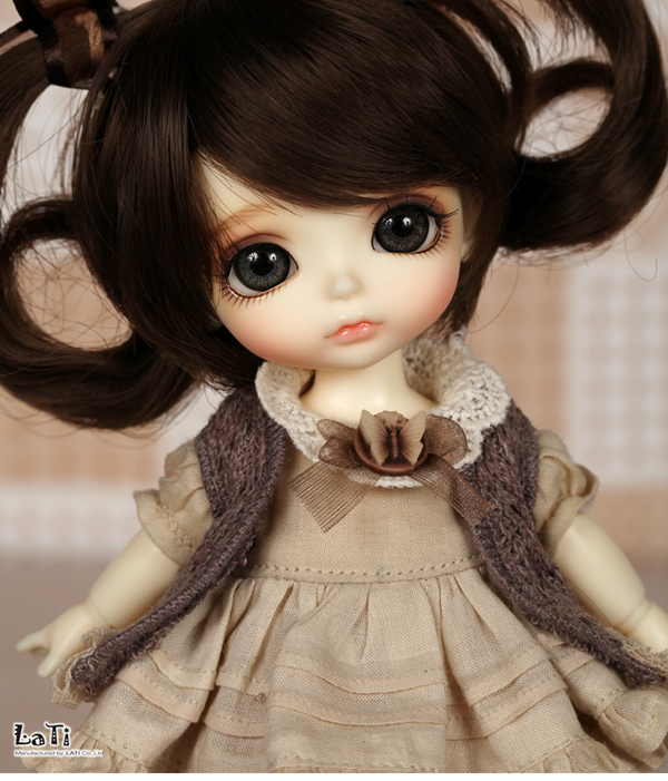 flash sale!free shipping!free makeup&eyes!top quality bjd 1/8 baby doll LATI sunny volks yosd hobbie hot toy for kids children(China (Mainland))