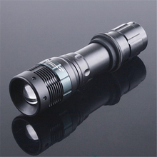 Cost Price Flash Light CREE Q5 800LM LED Flashlight Zoom Portable Light Torch Hunting Spotlight Lantern,Use AAA Or 18560(China (Mainland))