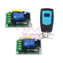 220 В с высокой мощностью вода насос переключатель дистанционного управления 1CH 30а реле