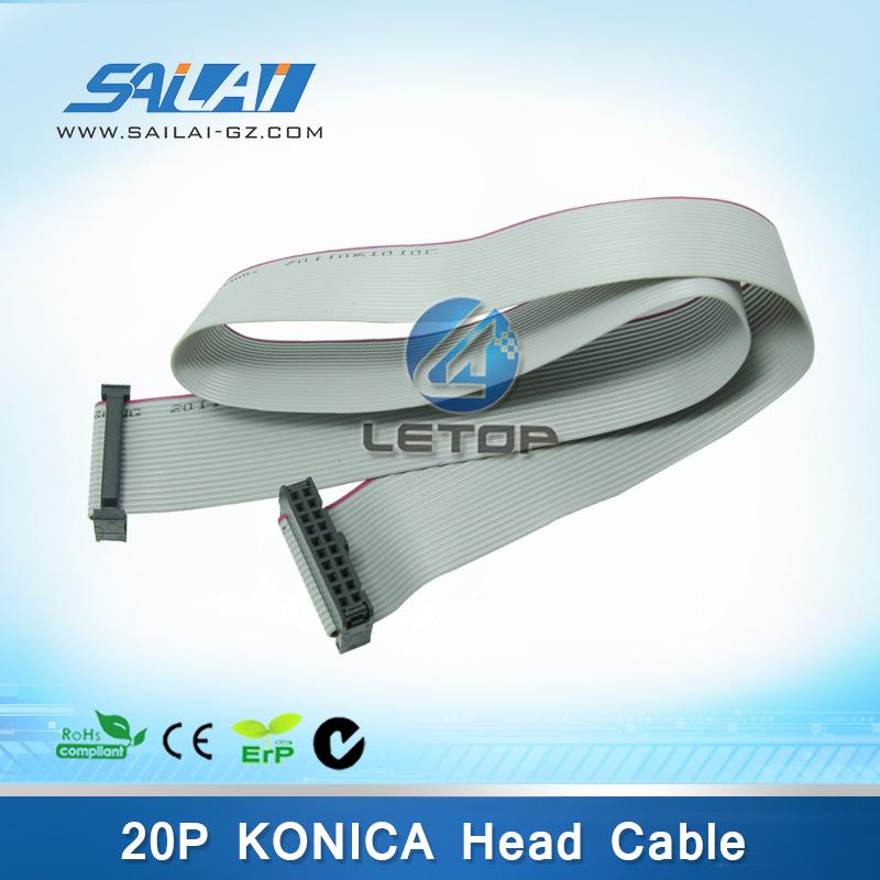 20P KONICA Head Cable
