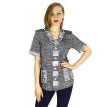 BFDADI 2016 новая летняя футболка женская с коротким рукавом футболки v-образным вырезом причинно широкая майка модные топы для женщины тис бесплатная доставка 9139(China (Mainland))
