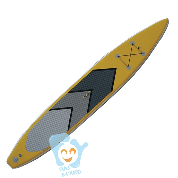 14 foot (427cm) Inflatable SUP Paddle Surf Board Standing Up Paddling Long Boards 69cm Wide 15cm Thick FA-ZAI427(China (Mainland))