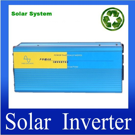 1500w inverseur pur DHL FedEx Free shipping Pure inverter 1500w DC 12V to AC 220V Pure converter<br><br>Aliexpress