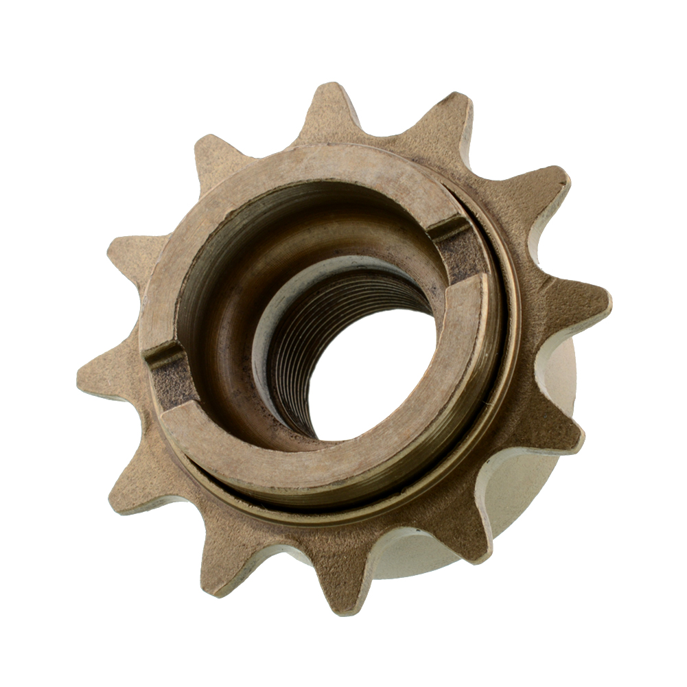 Hot New 12T Tooth 18mm Singlespeed Freewheel Flywheel Sprocket Gear for Cycling Road Mountain Bike Bicycle Parts Free shipping