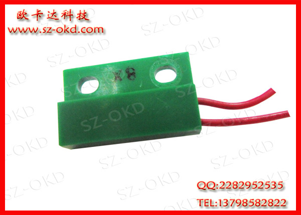 Have a sales site proximity switch dry reed encapsulates loading mounting holes with GPS 23 normally open type--SZOKD(China (Mainland))