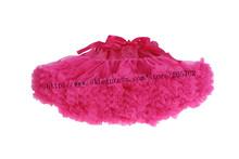 Baby infant girl tutu pettiskirt photography Fluffy skirt toddler newborn princess Christmas skirt 0-2 Ys baby gift(China (Mainland))