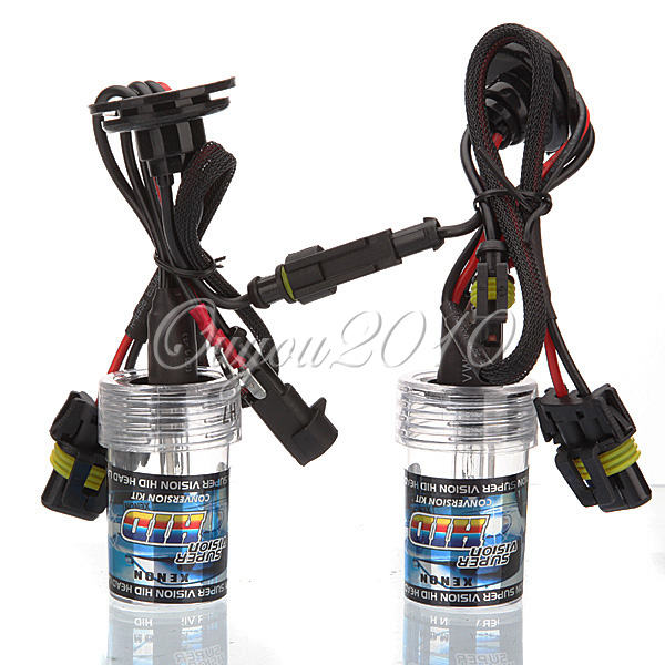 Free Shipping 2x H7 35W Xenon for HID Kit Car Auto Headlight Lights 3000K 5000K 8000K 10000K 12000K Lamp Bulb for DC 12V(China (Mainland))