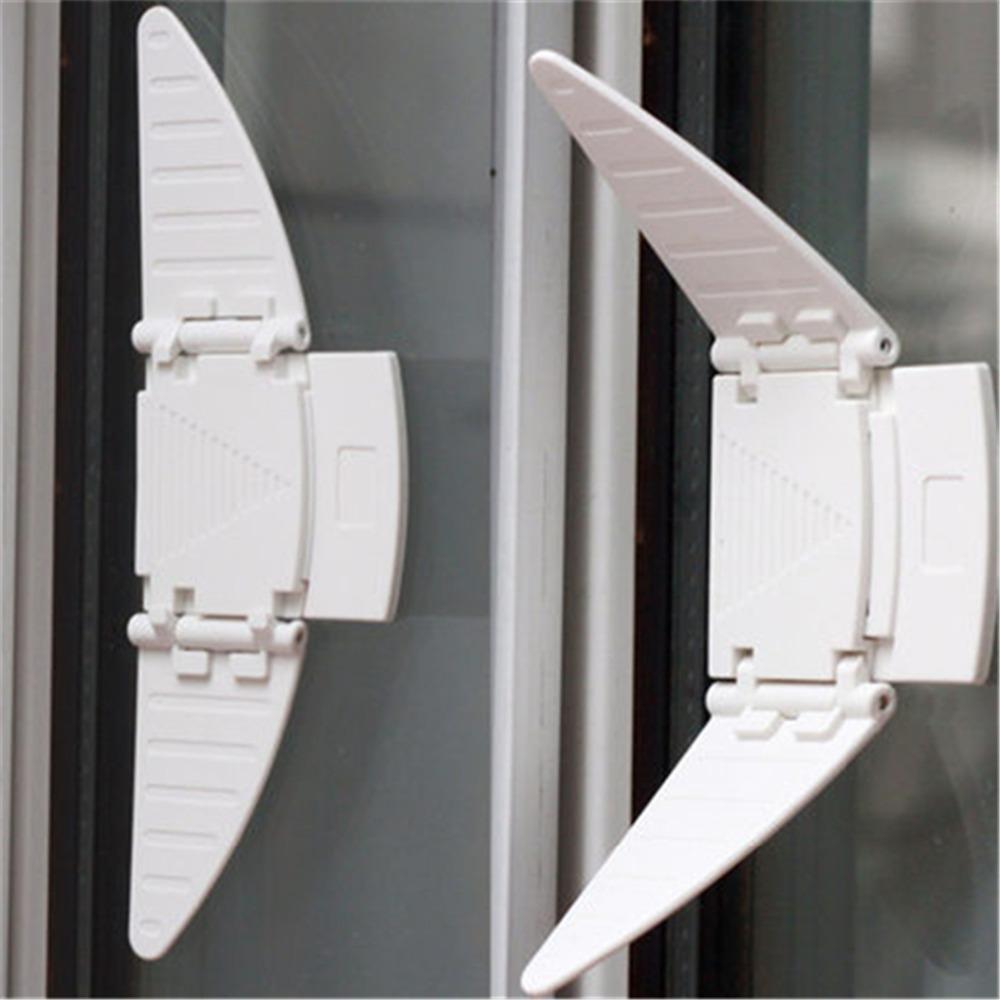 Sliding Door Safety Lock : Baby safety window lock door stoper sliding child
