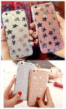 Buy i6 Luxury fashion glitter bling stars Quilted soft silicone Phone Case iphone 7 7plus 6 6s 6plus 6splus cover frog case capa for $5.63 in AliExpress store