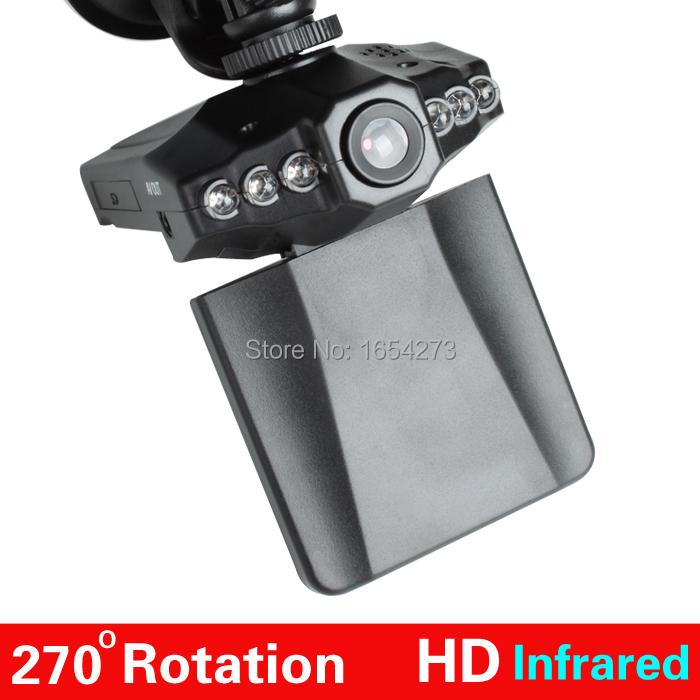 """2015 New 1pcs New Camcorder LCD 270 dgree 2.5"""" HD Car LED DVR Road Dash Video Camera Recorder Drop Shipping(China (Mainland))"""