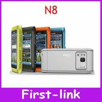 оригинальные разблокирована nokia n95 3g 5mp камеры 2.6 дюйма tft экран wifi gps русской клавиатуры поддерживается symbian os мобильных телефонов