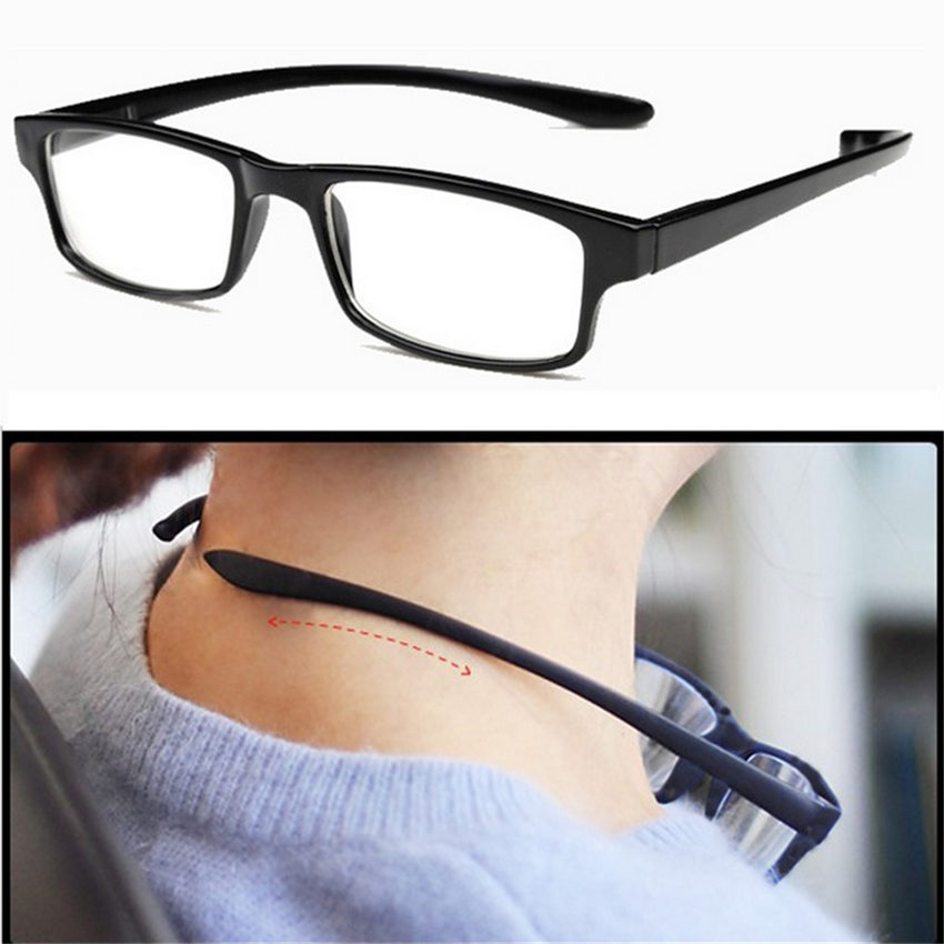 Fashion Halter Ultralight 1.0 2.0 3.0 3.5 4.0 Reading Glasses Men Women Anti-fatigue HD Resin Lens Reading Glasses