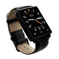 New ultrathin Quad core smart watch with Android 5 1 support SIM card GPS wifi 3G