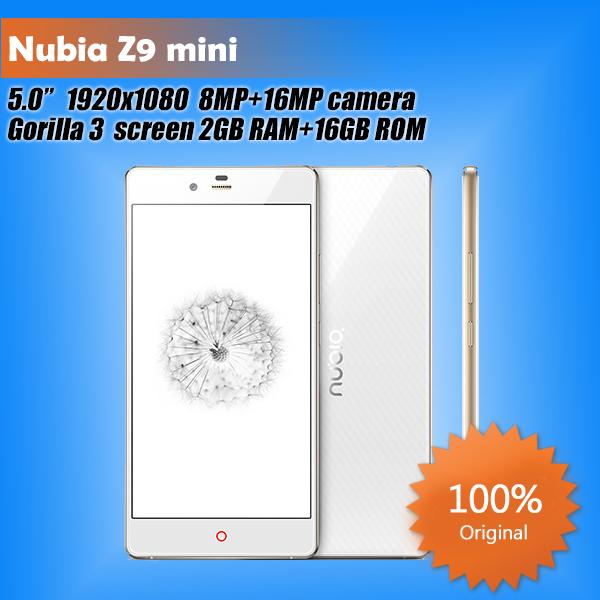 Мобильный телефон Nubia / Nubia Z9 /4g FDD LTE 615 Octa 2.0MP 16.0mp 5.0 1920 x 1080 Android 5.0 RAM16GB 2 ROM Nubia Z9 mini мобильный телефон xiaomi m4i 4i 4g lte android 5 0 615 octa 5 1920 x 1080 2 16 rom 13 0mp