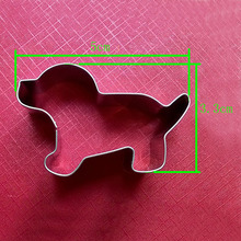 Free shipping+Buscuit/Cookie Metal Cutter Mould Baking Pet dog Mini  DIY tool birthday party biscuit and cookie mold