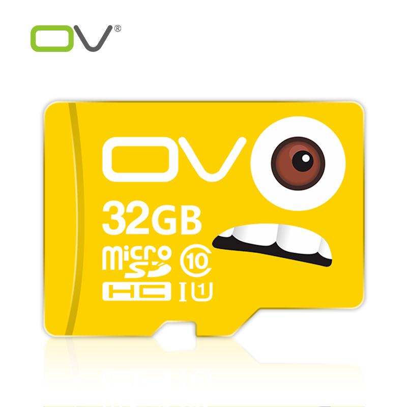 OV Micro SD Memory Card 16GB 32GB MicroSD Cards SDHC Max 80M/s UHS-I 16GB 32GB C10 UHS TF Flash Mikro Card for Phone/Camera(China (Mainland))