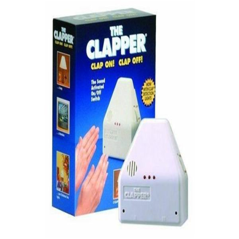 Top Quality Clapper Sound Activated Switch On Off Clap Electronic Gadget Hand Light Switches Stock Offer