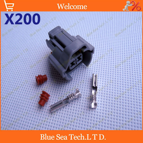 200 sets 2Pin 2.0mm 6189-0039 Auto connector,Car Electrical connector for Toyota,Honda,Nissan etc.<br><br>Aliexpress