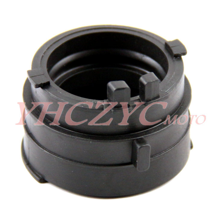 Fit HONDA CBR400 NC23 NC29 CB-1 CB400F Carburetor adapter / Carburetor Interface glue a set of (4) Free International Shipping(China (Mainland))
