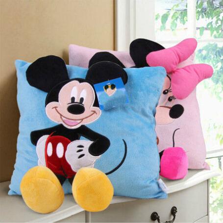 2015 new cotton car covers pillow cover cushion cussion decoration cushions home decor decorative throw pillows cartoon 001(China (Mainland))